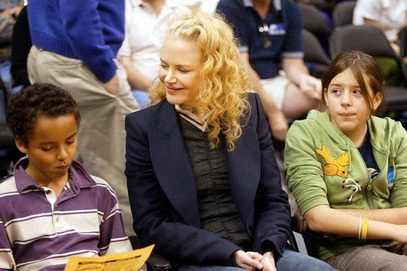 Nicole Kidman and Her Story Of Adoption