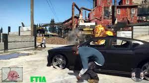 Gameplay Game Grand Theft Auto