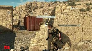 GamePlay Game Metal Gear Solid V: The Phantom Pain